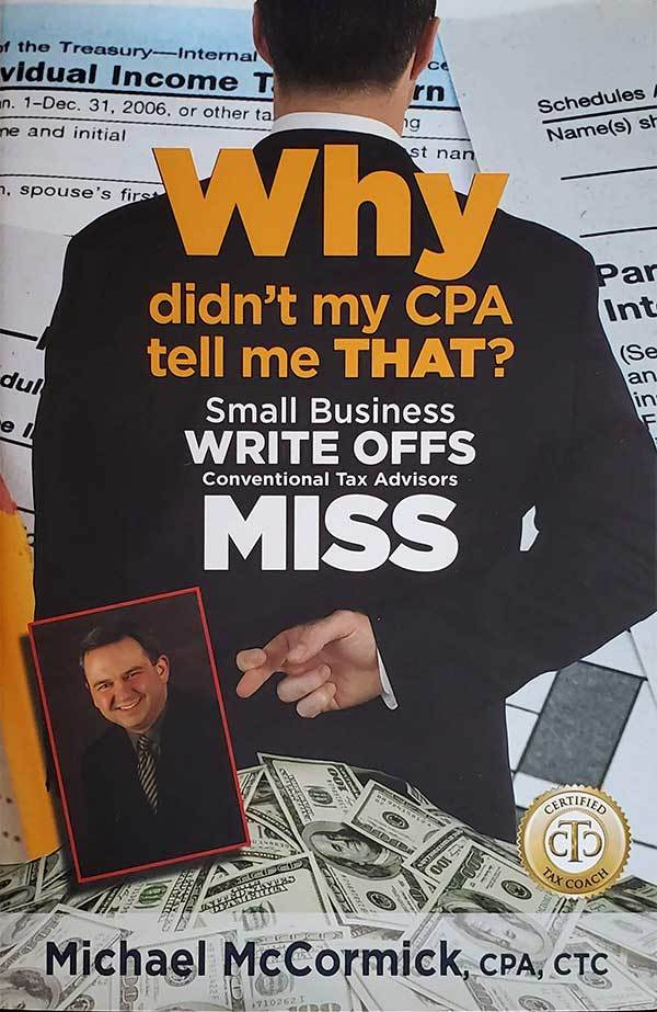 Why Didn't My CPA Tell Me That